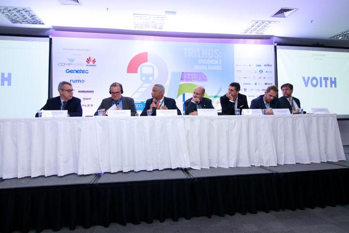 AEAMESP avança na organização da 26ª Semana de Tecnologia Metroferroviária e da 7ª edição do Prêmio Tecnologia & Desenvolvimento Metroferroviários ANPTrilhos-CBTU, via plataformas digitais