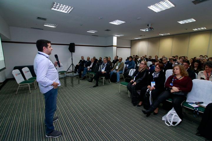 A 26ª Semana de Tecnologia Metroferroviária da AEAMESP prevê mais de 80 apresentações trabalhos técnicos